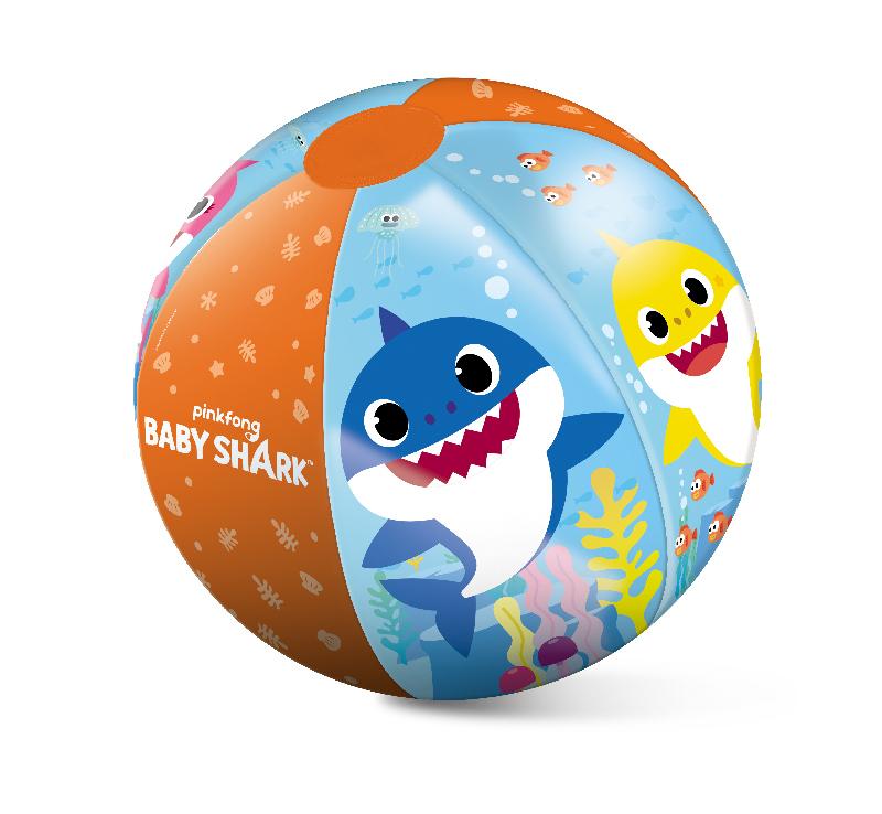 Nafukovací míč Baby Shark 50 cm