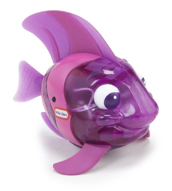 Sparkle Bay Svítící rybka - fialová