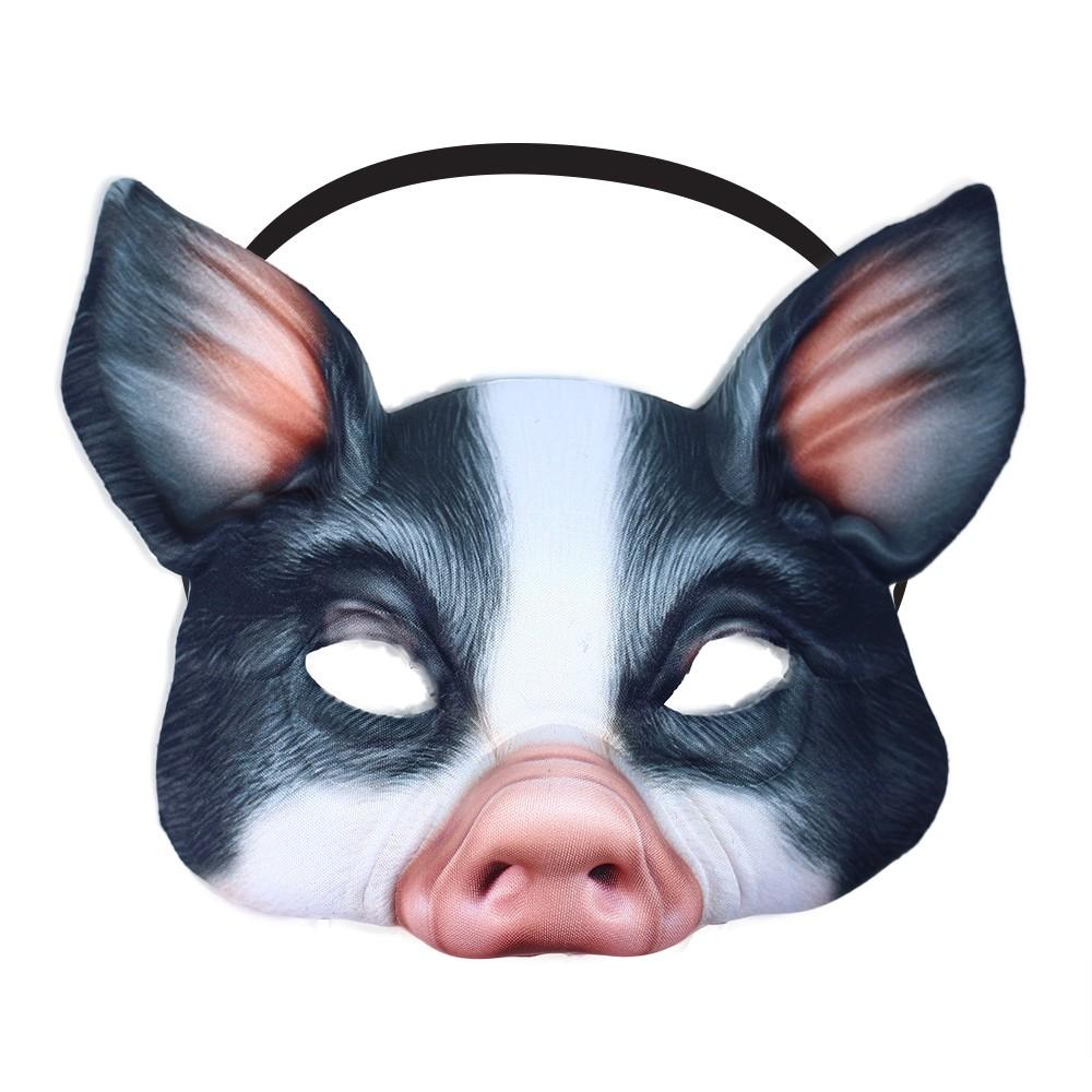 Dětská maska prase