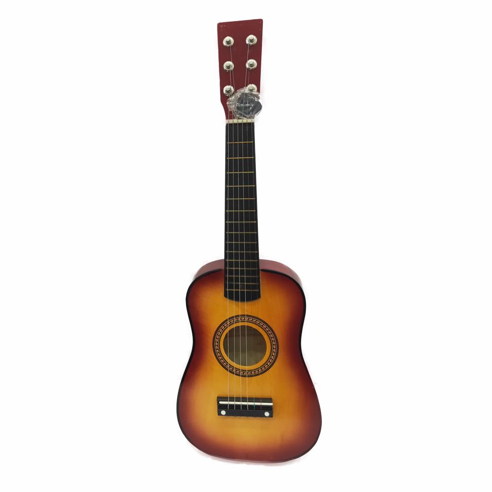 Dřevěná kytara 58 cm
