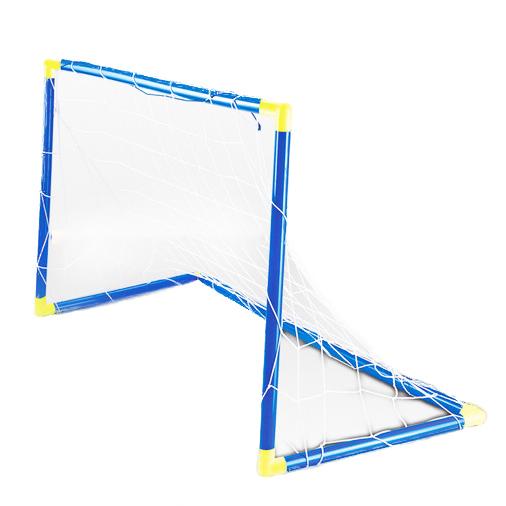 Branka skládací fotbalová 92x56x63cm
