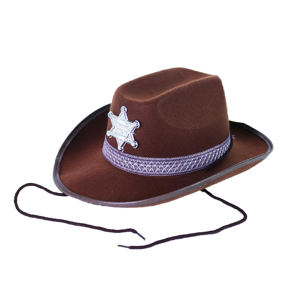 Kovbojský klobouk dětský