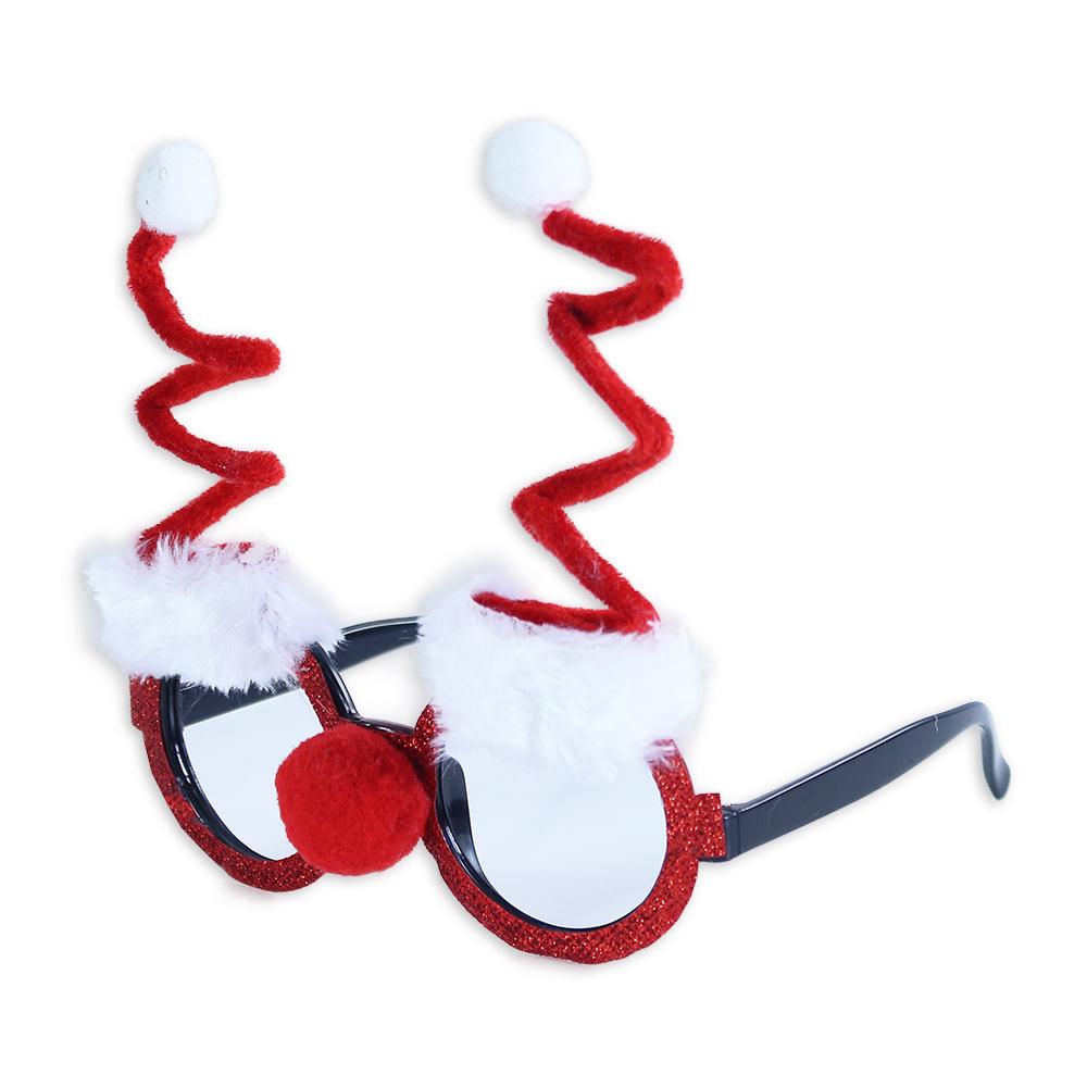 Vánoční brýle Santa Claus