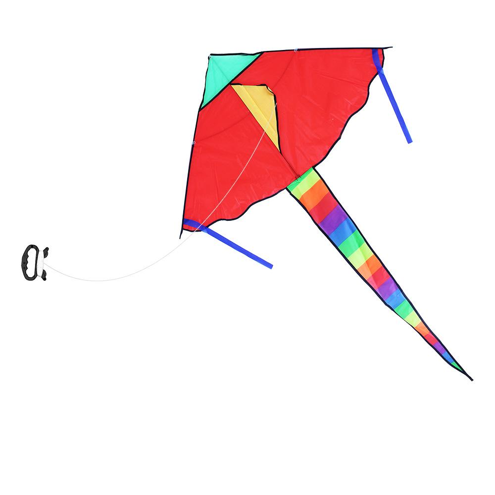 Létající drak nylonový 120 x 70 cm
