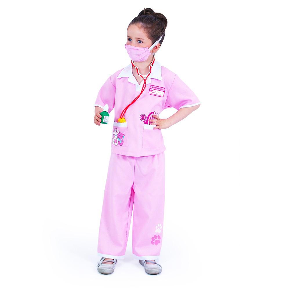 Dětský kostým veterinářka (S)