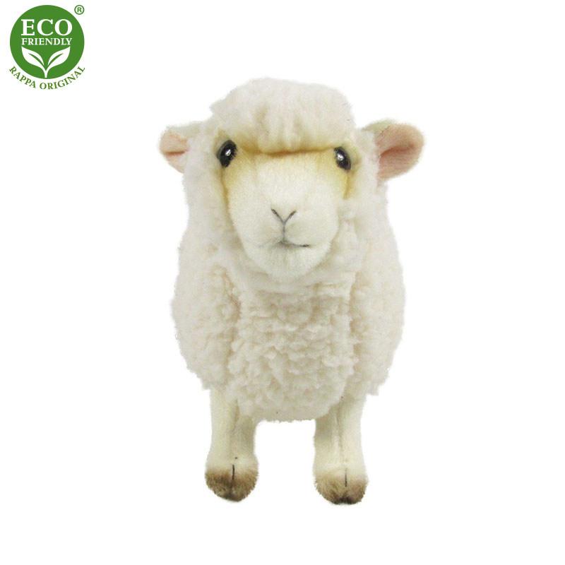 Plyšová ovce 20 cm ECO-FRIENDLY
