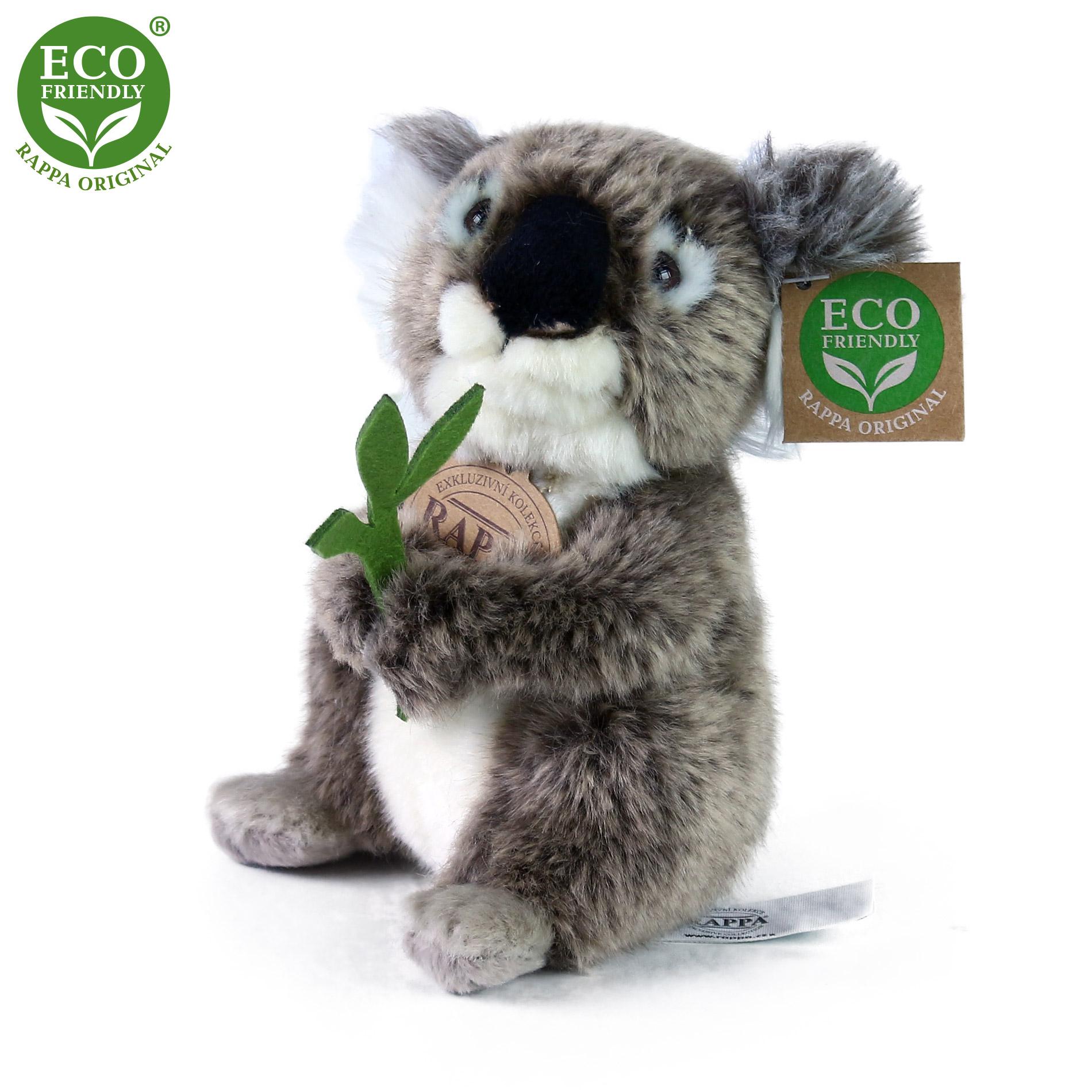 Plyšová koala sedící 15 cm ECO-FRIENDLY