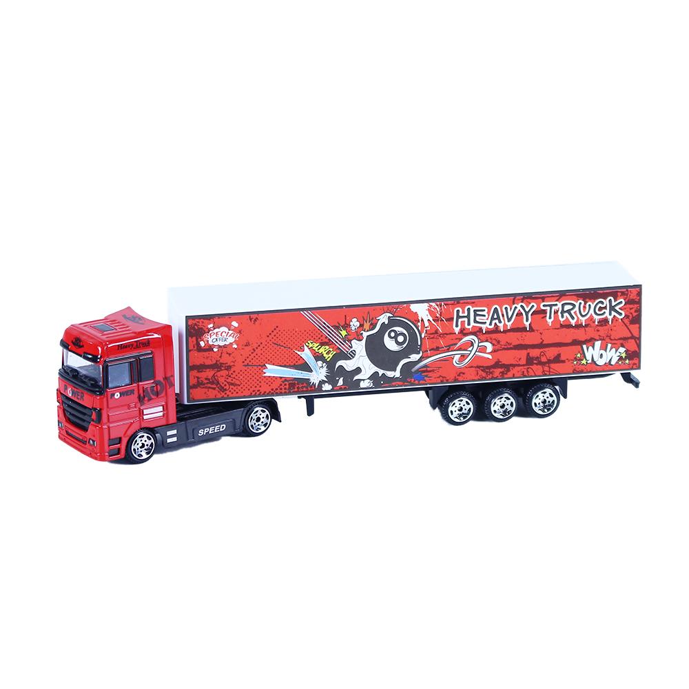 Auto kamion kovový