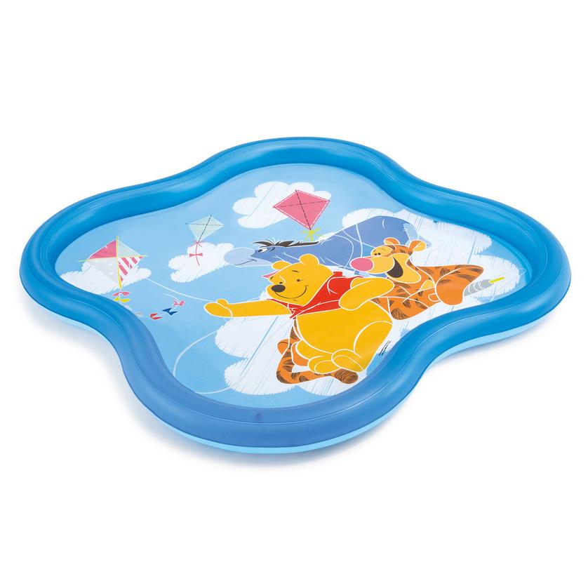 Nafukovací bazén Medvídek Pú se sprškou 140 x 140