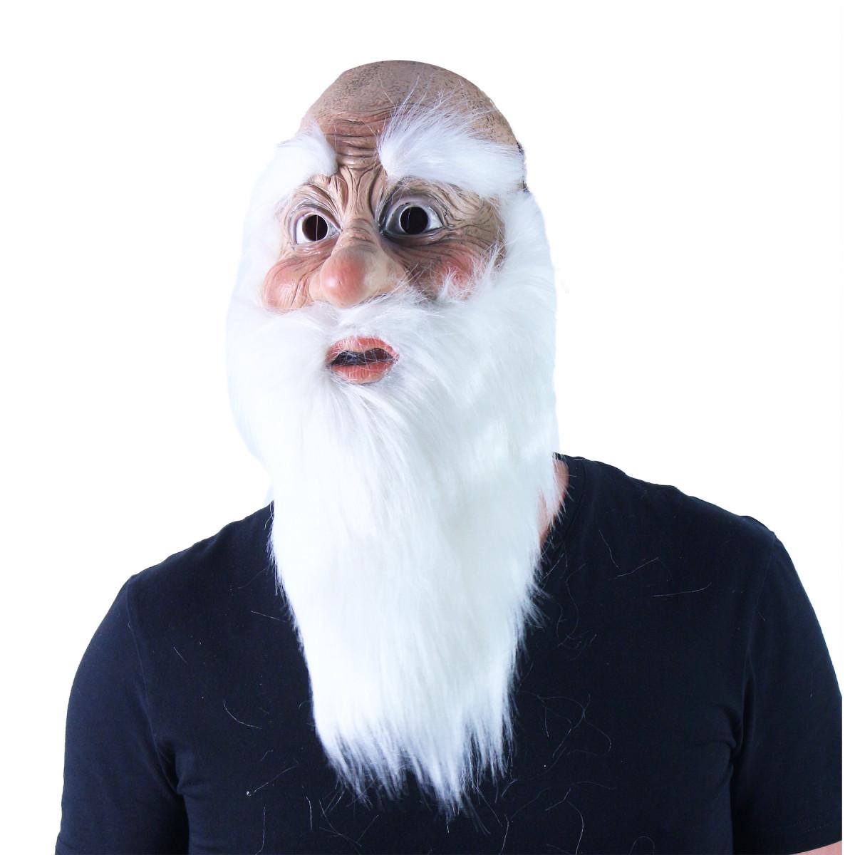 Maska pro dospělé Mikuláš