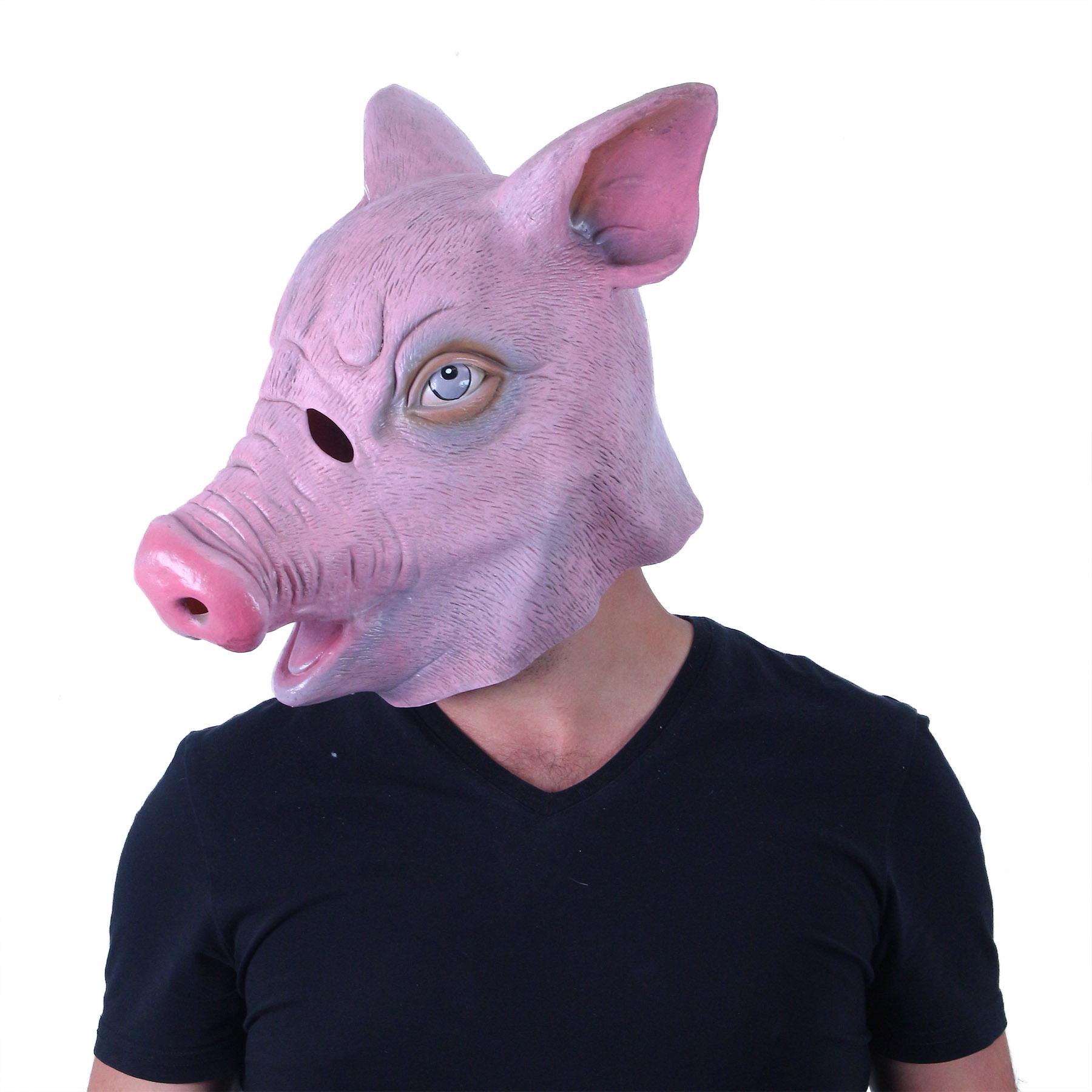 Maska pro dospělé prase