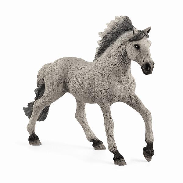 Schleich  - hřebec Sorraia Mustang