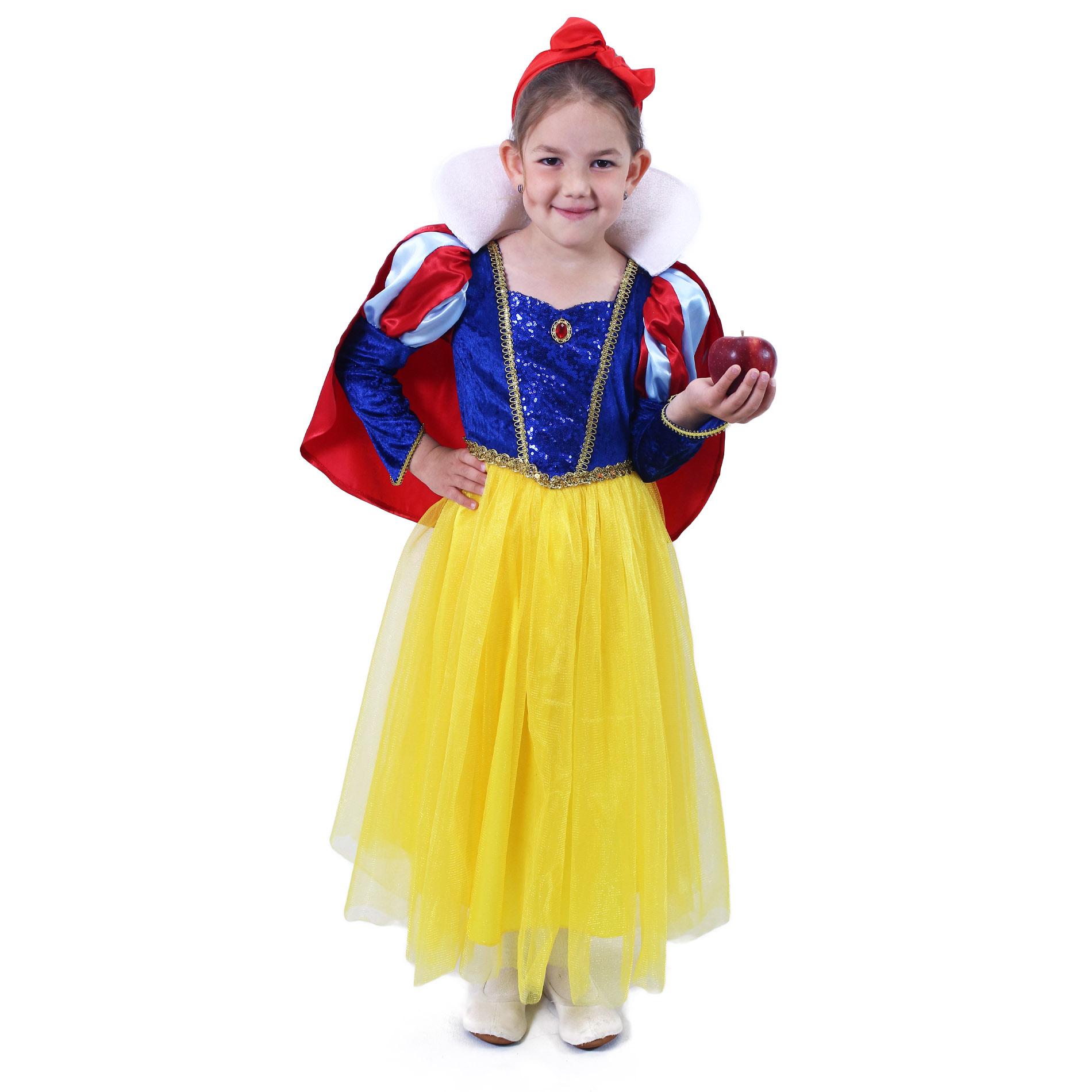Dětský kostým Sněhurka (M) e-obal