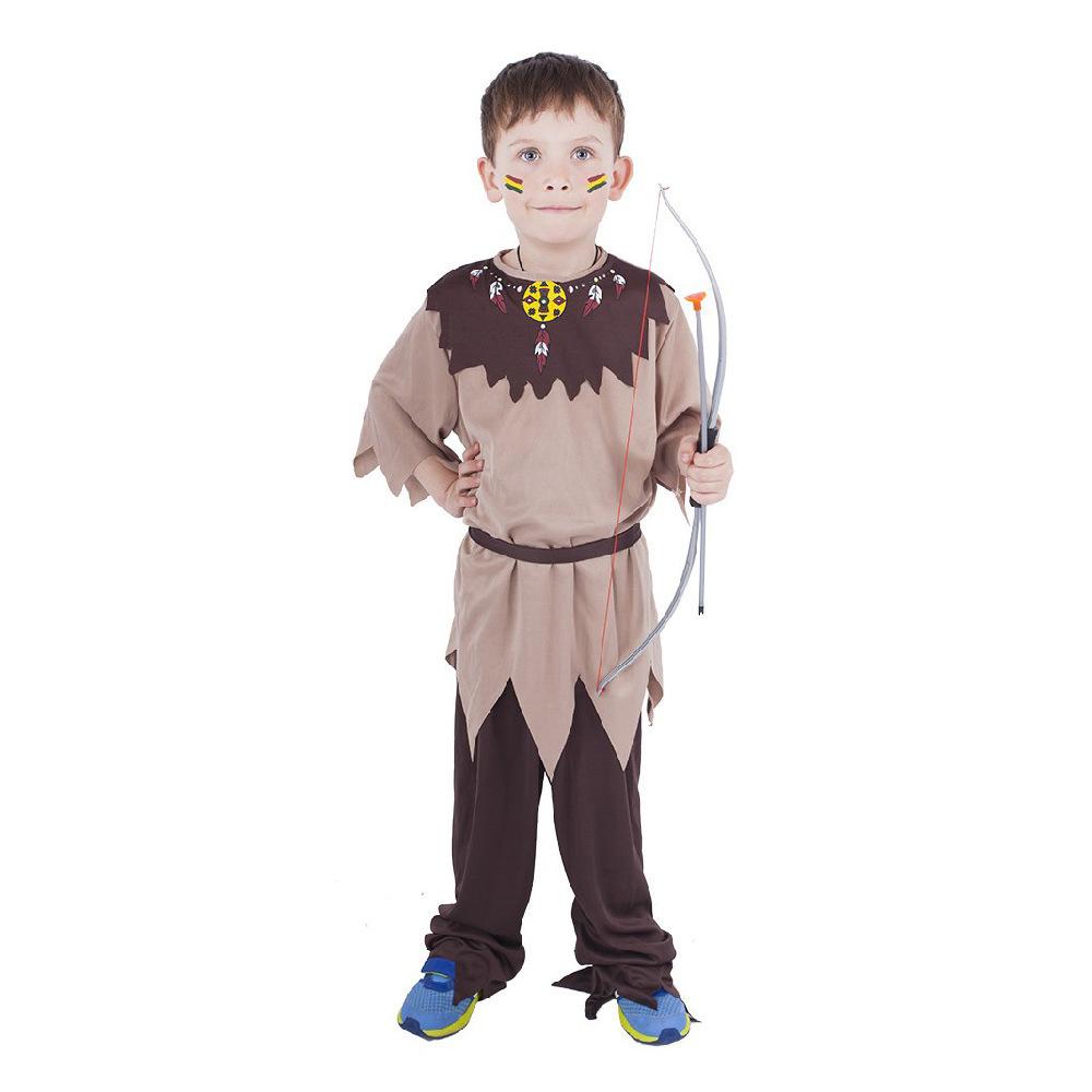 Dětský kostým indián s páskem (S) e-obal