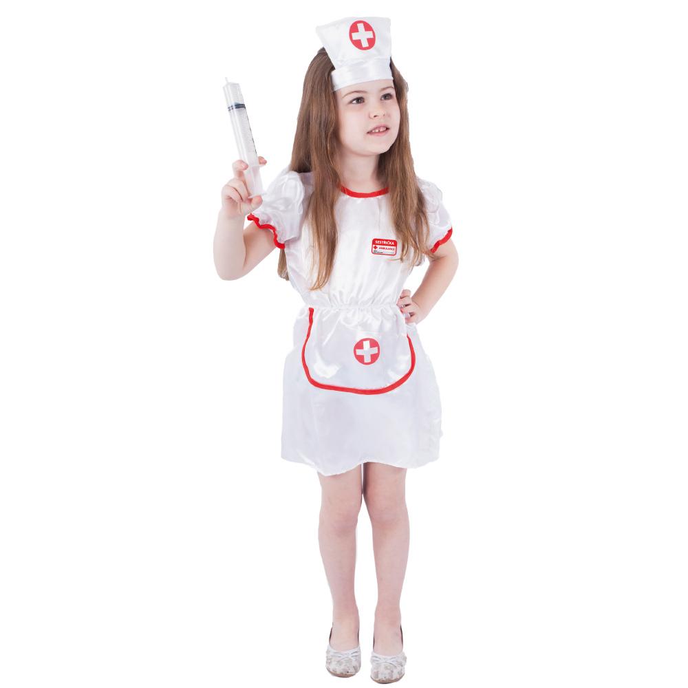 Dětský kostým sestřička (S) e-obal