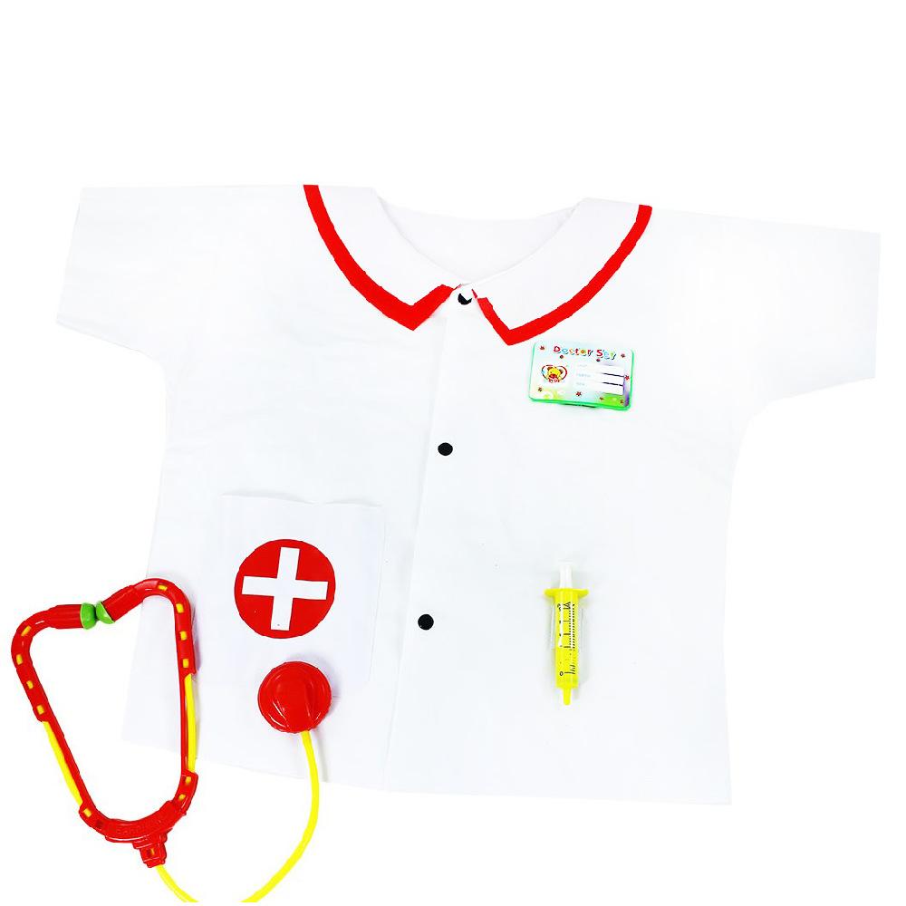 Dětská vesta Zdravotník s doplňky
