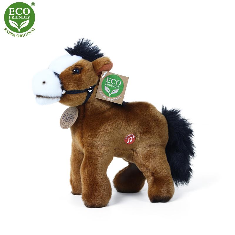Plyšový kůň 20 cm ECO-FRIENDLY