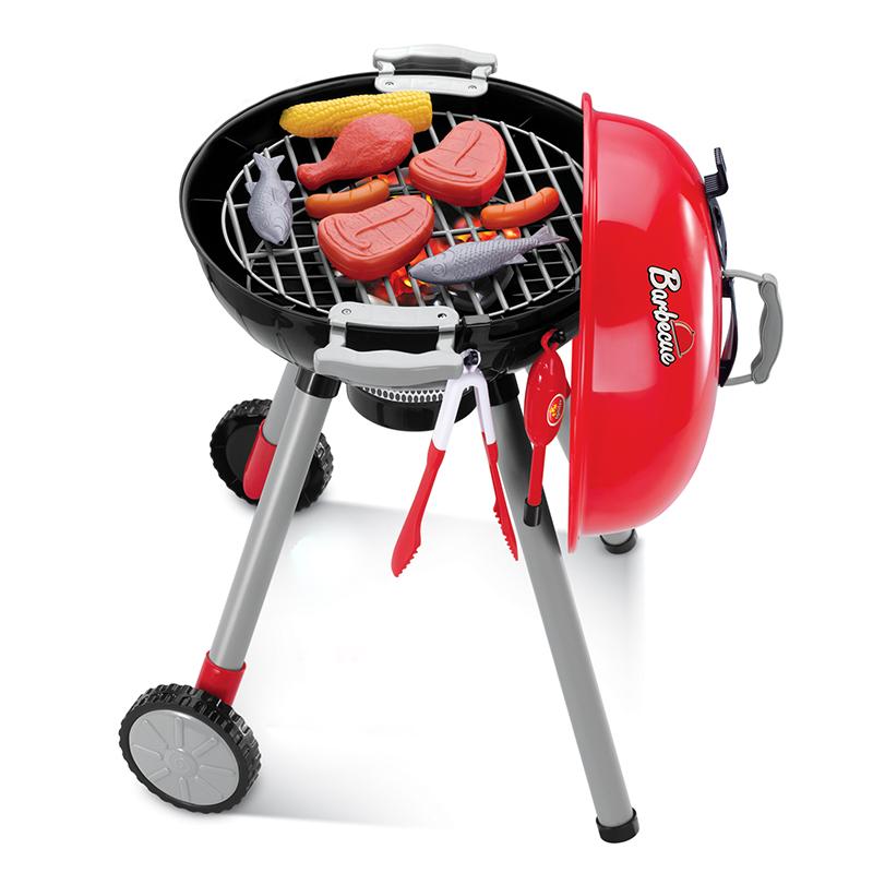 Zahradní gril / Barbecue se zvukem a světlem