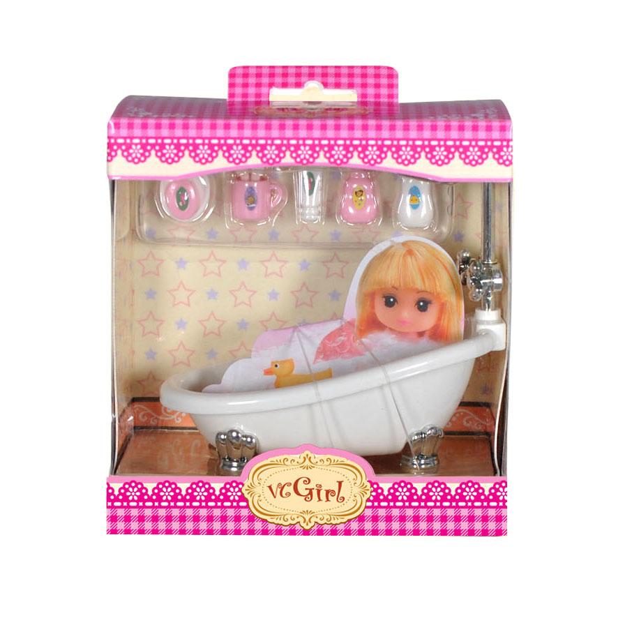Sada nábytek mini pro panenky