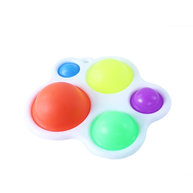 Pop it bubliny - velké a malé