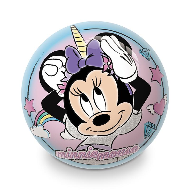 Míč nafouknutý Minnie 23 cm BIO BALL
