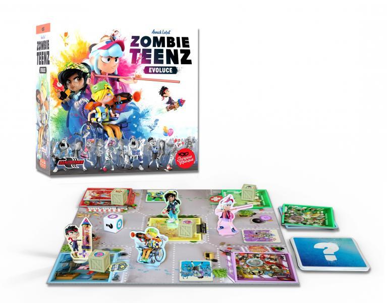 Hra Zombie Teenz Evoluce