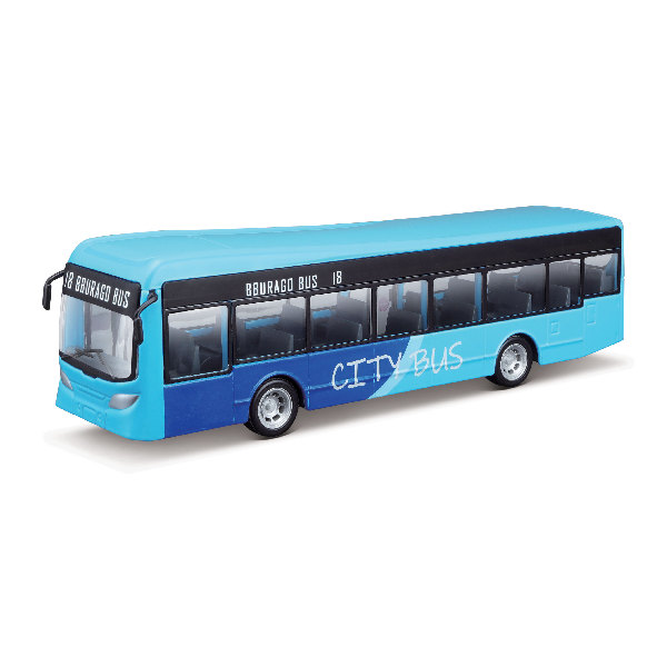 Bburago City Bus 19 cm