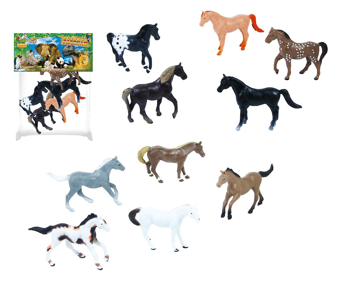 Koně 5 ks v sáčku