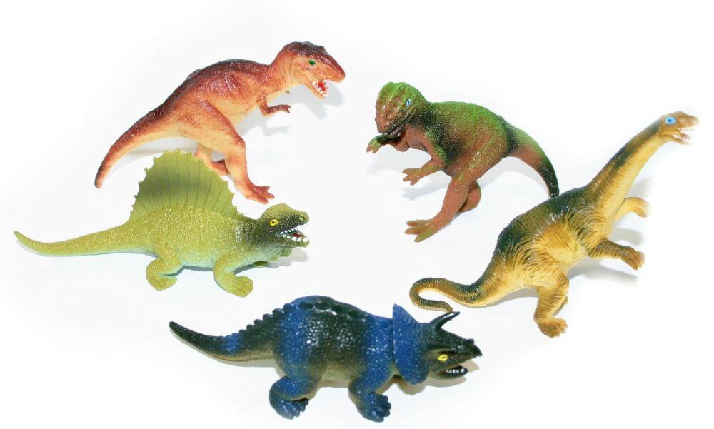 Dinosauři větší 5 ks v sáčku