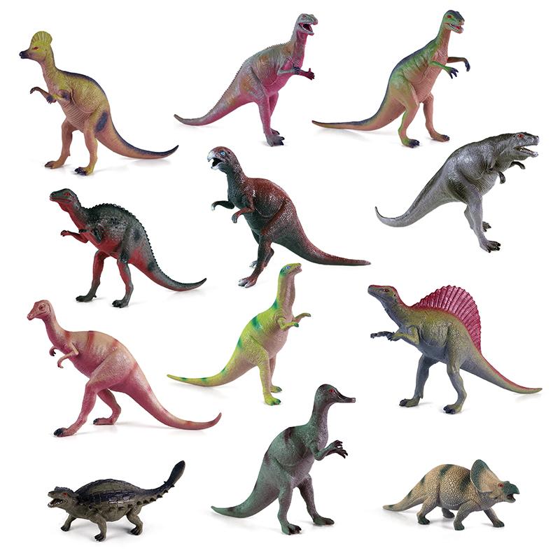 Dinosaurus 12 druhů 25 - 33 cm
