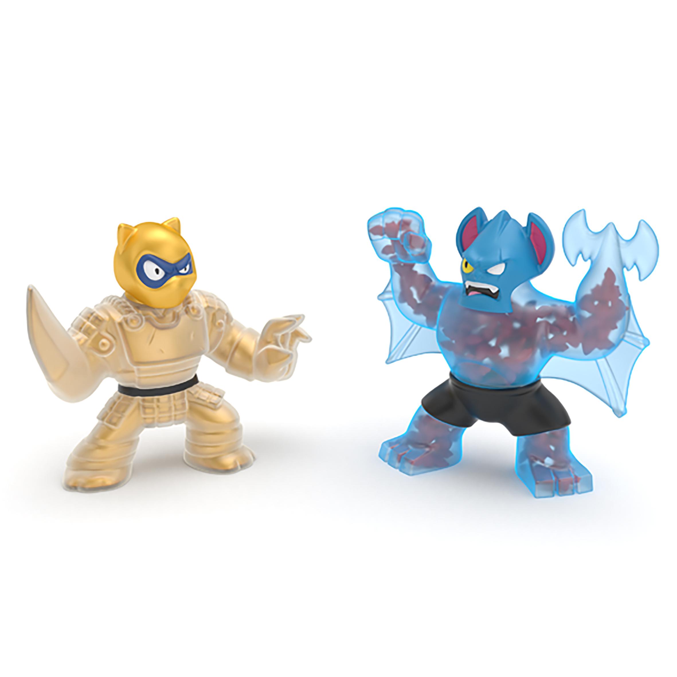GOO JIT ZU figurky PANTARO vs. BAT dvoubalení séri