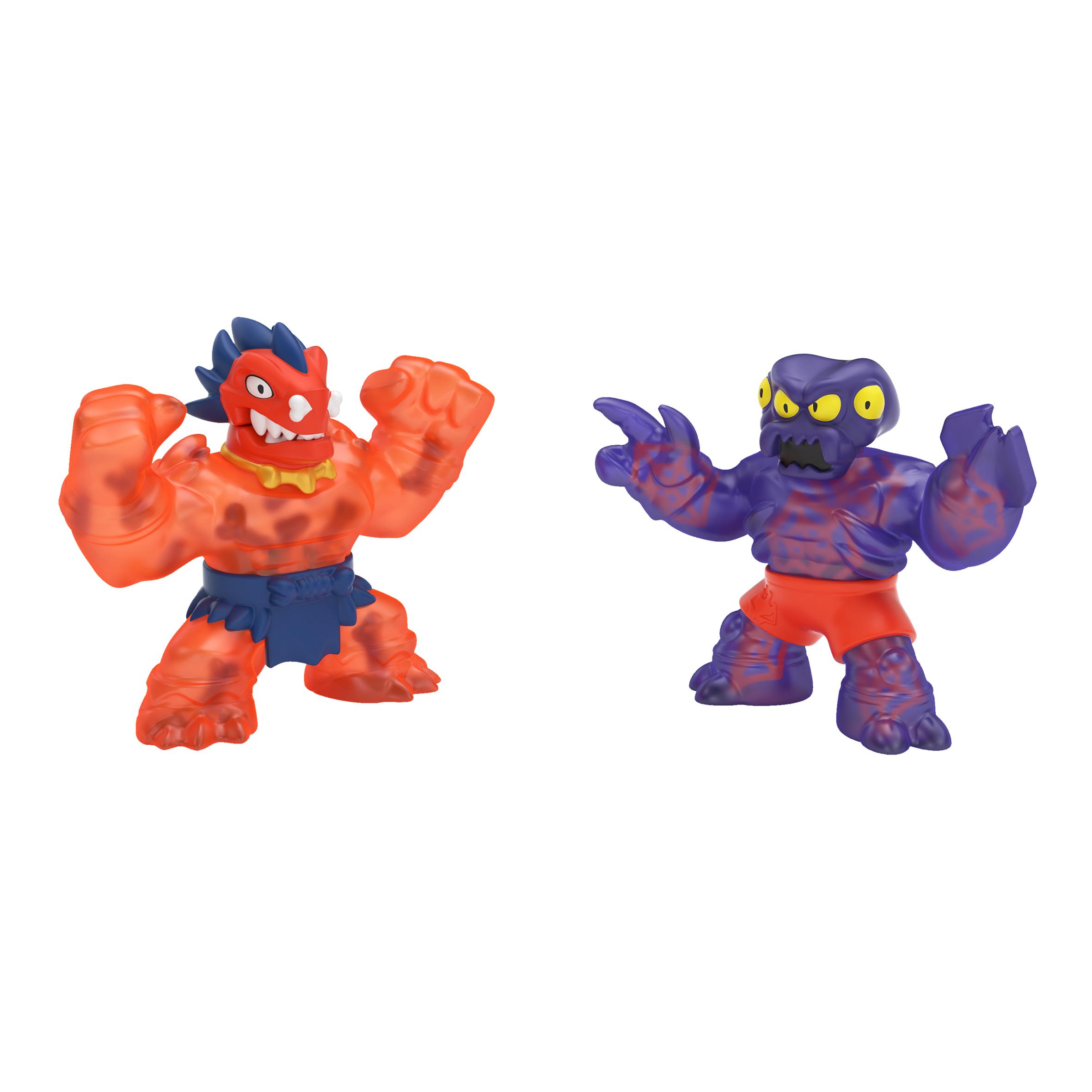 GOO JIT ZU figurky MAGMA dvoubalení série 3