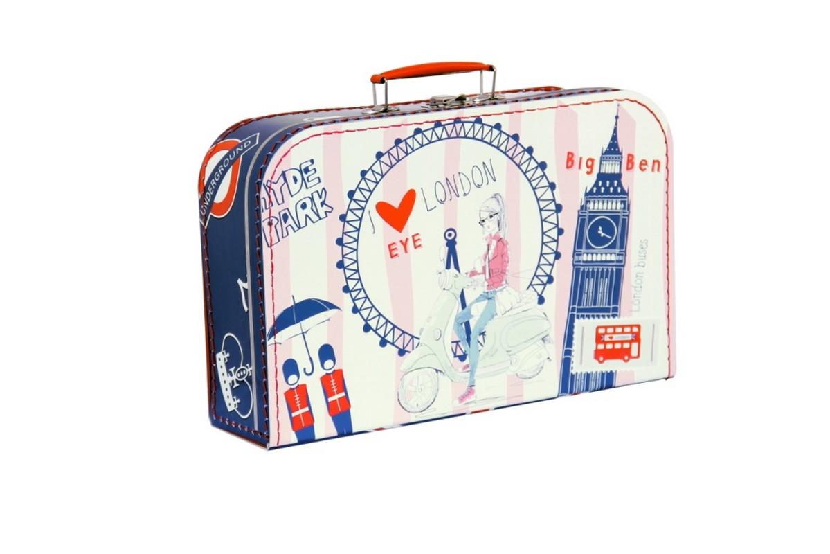 kufr LONDON, velký