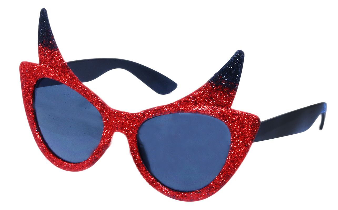 Brýle čertice