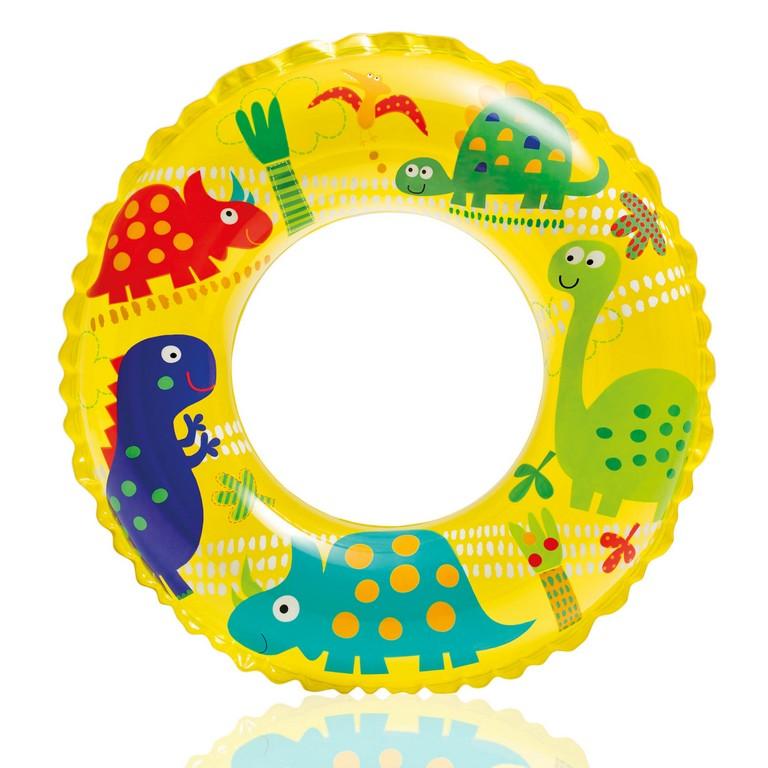 Nafukovací kruh vodní svět 61 cm 6-10 let