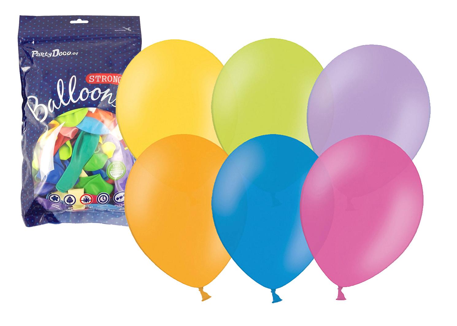 Nafukovací balónek metalický 30 cm