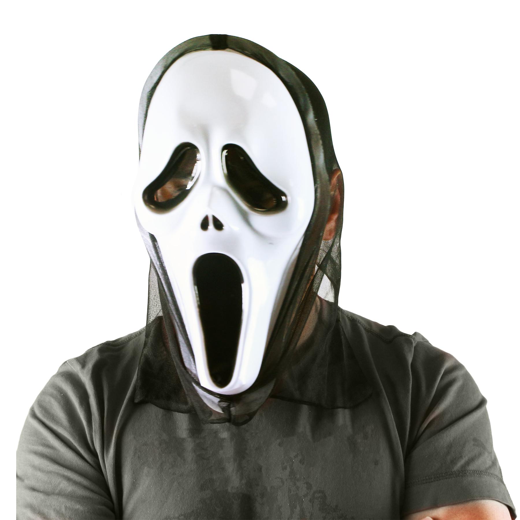 Maska duch Vřískot Halloween