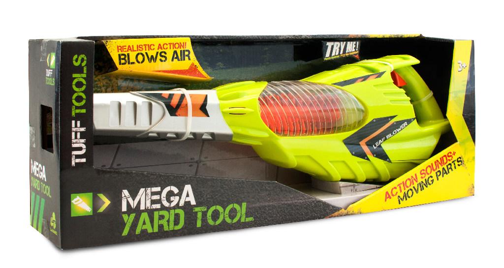 Tuff Tools Fukar na listí 47 cm