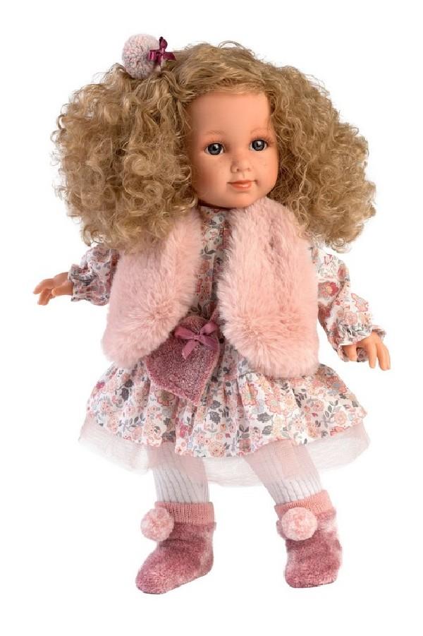 ELENA - realistická panenka s celovinylovým tělem