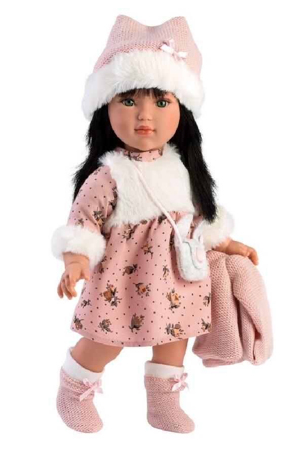 GRETA - realistická panenka s celovinylovým tělem