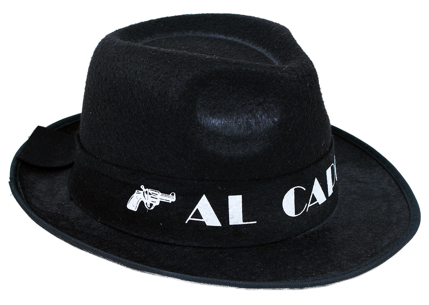 Klobouk Al Capone pro dospělé