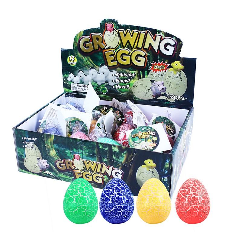 zvířátka rostoucí ve vejci