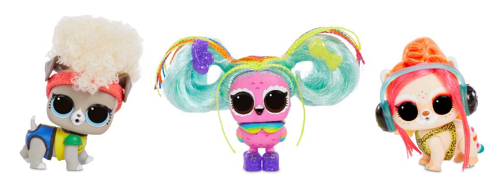 L.O.L. Surprise! Neonové zvířátko