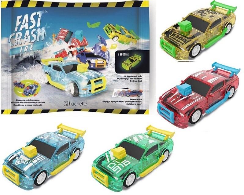 Auto Fast Crash Ice