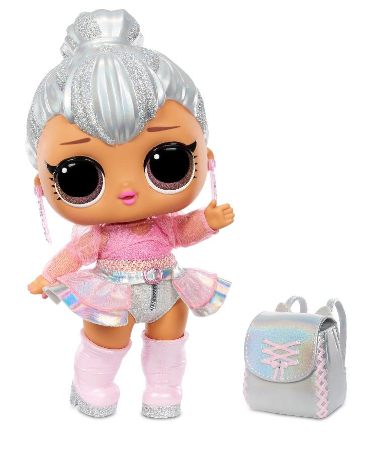 L.O.L. Surprise! Velká panenka - Kitty Queen