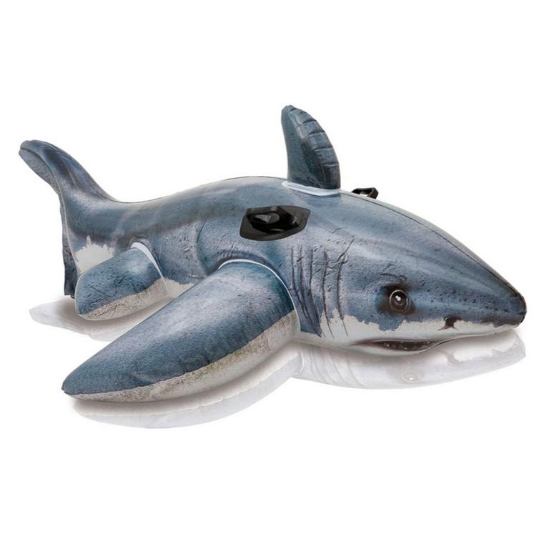 Nafukovací hopsadlo žralok 173 x 107 cm