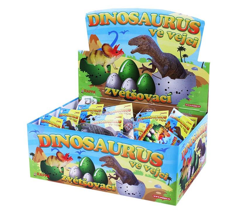 Dinosaurus rostoucí ve vejci