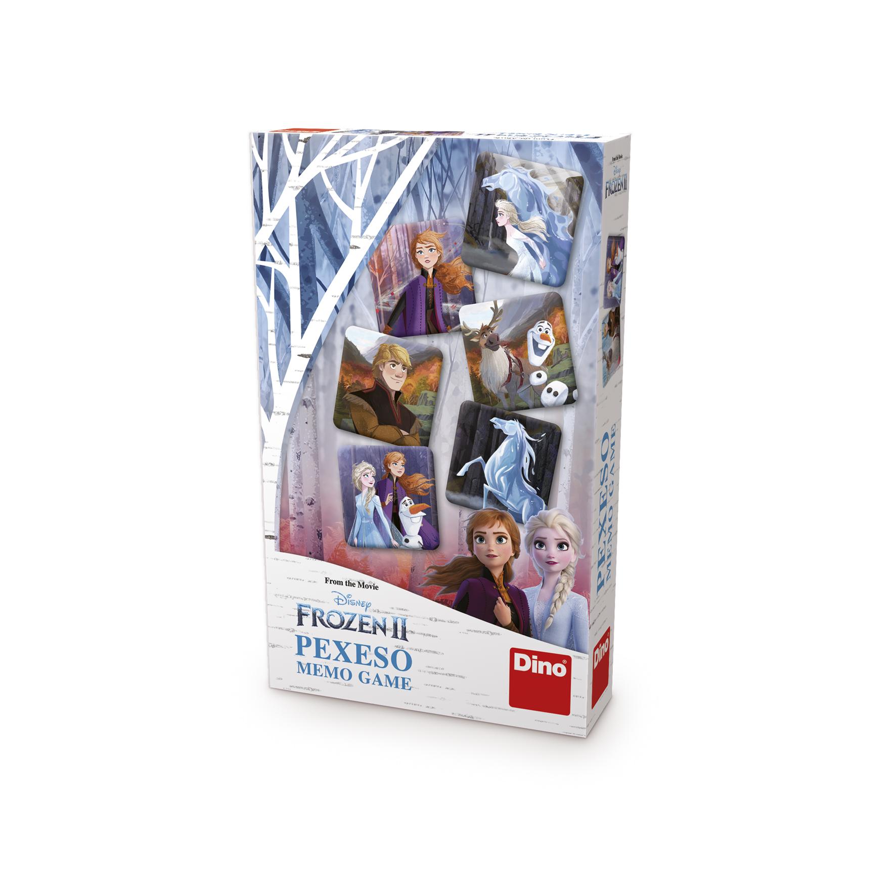 pexeso FROZEN 2 - Ledové království