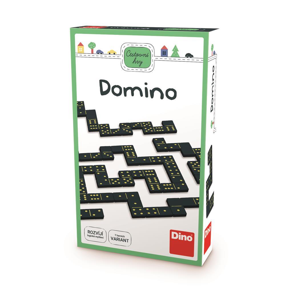 Hra cestovní Domino