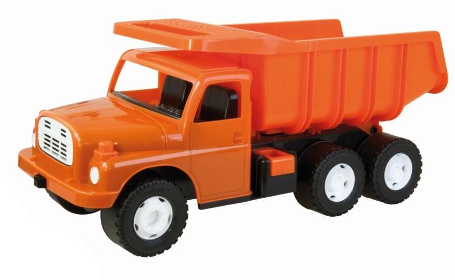 Auto Tatra 148 oranžová plastová